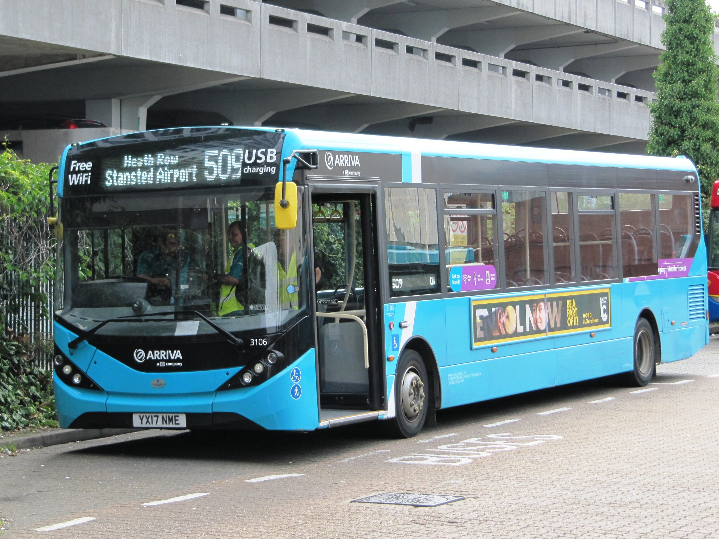 Arriva YX17NME