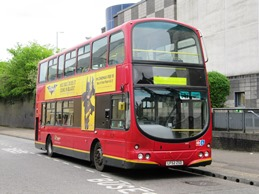 Regal Volvo B7TL/Wright Eclipse Gemini LF52ZSD