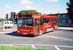 Regal Busways Dennis Dart SLF/Plaxton Pointer II R510SJM