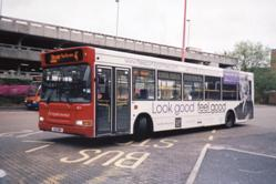 Regal Busways Dennis Dart SLF/Plaxton Pointer II 611 (X211ONH)