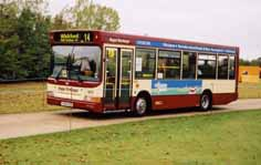Regal Busways Transbus Mini Pointer Dart 601