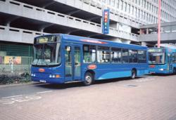 Arriva 3257 on route 4